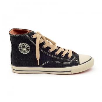 Billy Sneaker schwarz