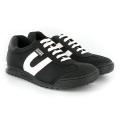 X Trainer Sneaker schwarz