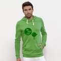 Be Yourself Hooded Sweater