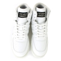 Veg Supreme Hemp Hi Top Sneaker weiß